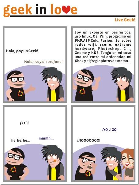 LA vida de un Geek